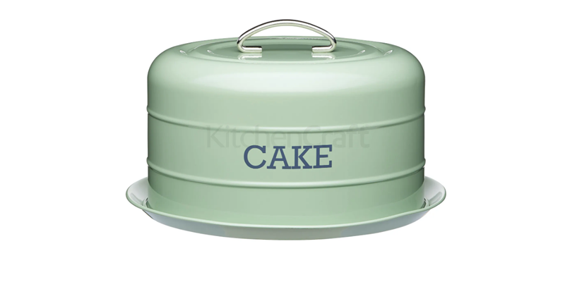 Kitchen Craft Living Nostalgia Airtight Cupola per Torta
