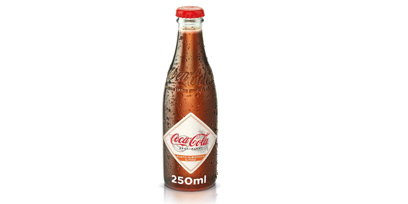 Coca-Cola Craft Gusto Albicocca e Pino Limited Edition